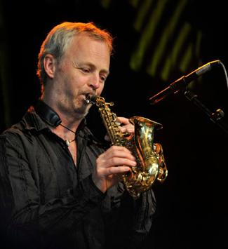 Buddyprisen 2012 gikk til saksofonist og komponist Tore Brunborg.