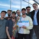 Megalodon Collective_Jazzintro_Arets unge jazzmusikere 2016_nett2