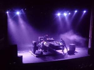 Supersilent på Bijou Theatre (foto: Camilla Slaattun Brauer)