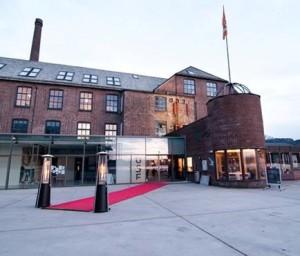 Landsmøtet arrangeres på USF Verftet i Bergen.