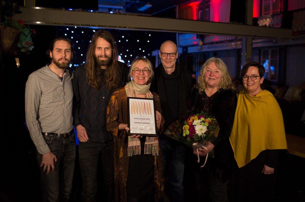 Grenland jazzforum ble kåret til Årets jazzklubb i 2018. Nå skal deres etterfølgere kåres. (foto: Morten Bjerk/Norsk jazzforum)