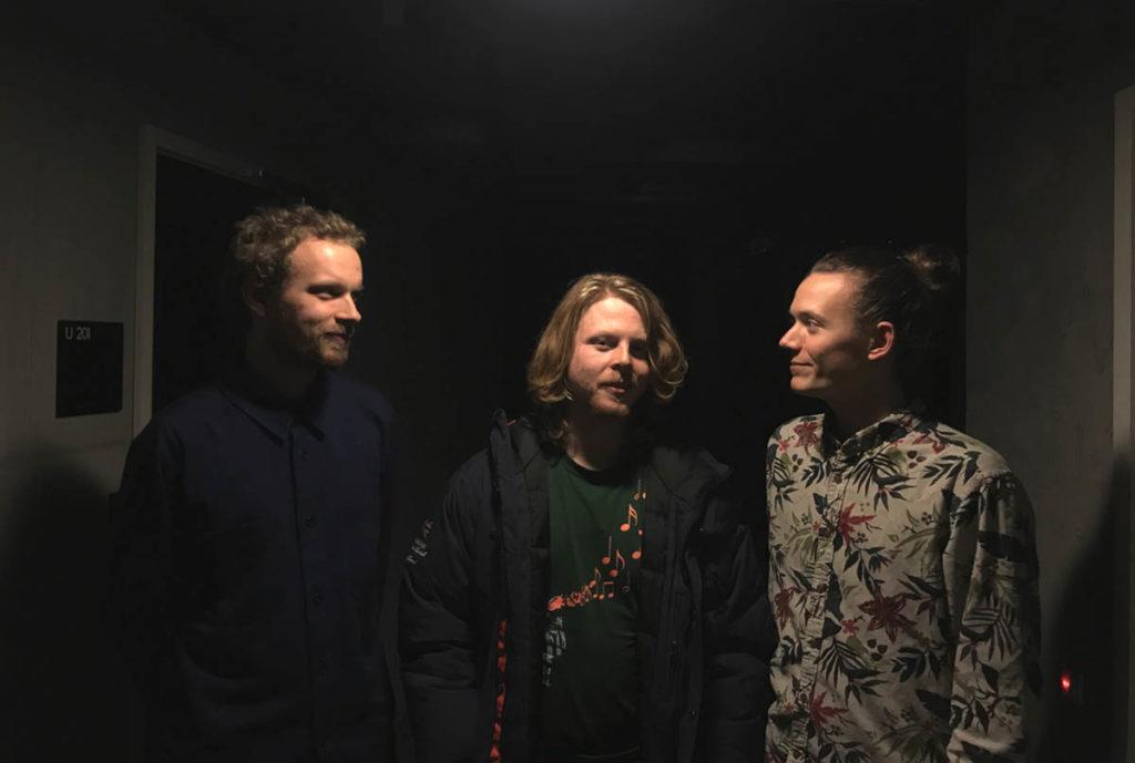 Hein Westgaard Trio (pressefoto)