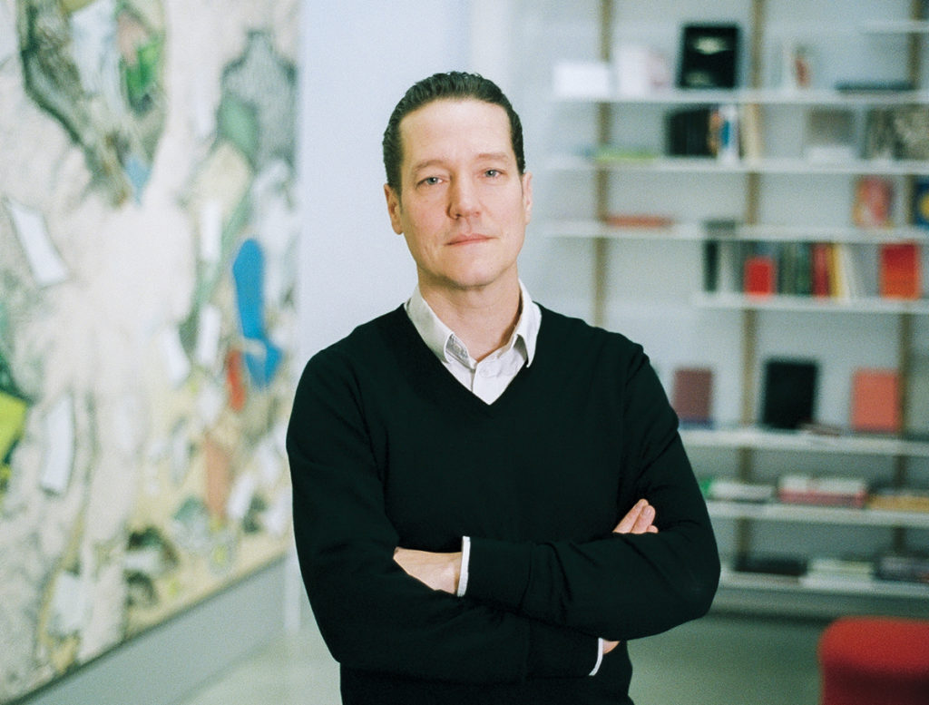 Rådsleder Lars Petter Hagen bekreftet i dag under Kulturdepartementets innspillskonferanse for kultursektoren, at Kulturrådet snur i saken om de varslede endringene. Foto: Marta Anna Løvberg.