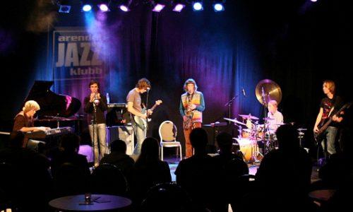 Prisen Årets jazzklubb 2011 til Arendal