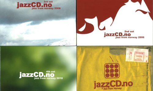 Produserer ny jazzCD.no