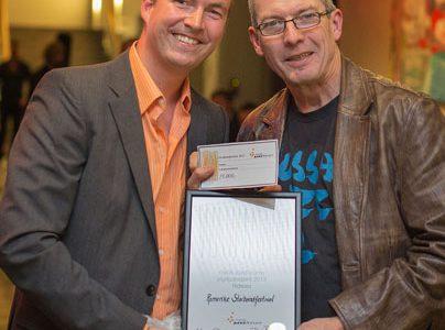 Storbandprisen til Romerike Storbandfestival