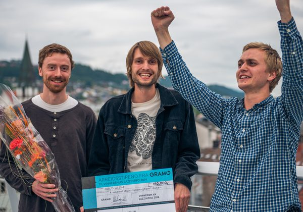 Monkey Plot vant Jazzintro 2014