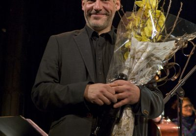 Erlend Skomsvoll hedret med Buddy-prisen