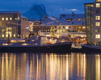 Norsk jazz samles i Bodø