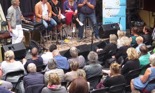 Jazzdebatt under Arendalsuka