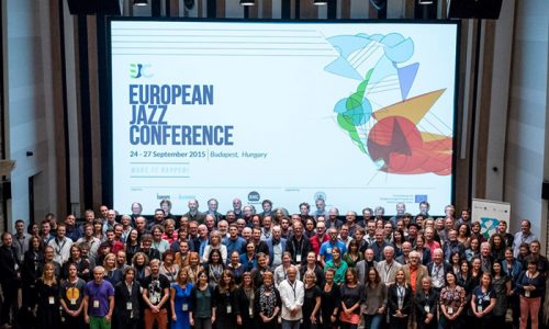 Jazzkonferanse i Budapest