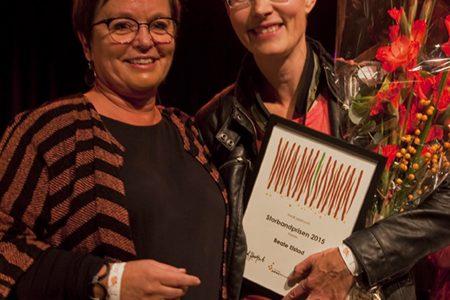 Storbandprisen 2015 til Beate Elstad