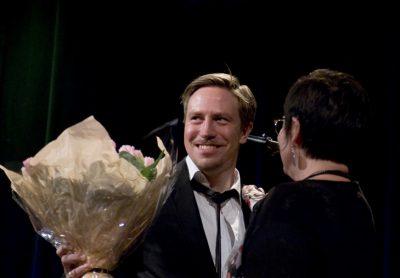 Håkon Kornstad hedret med Buddy-prisen