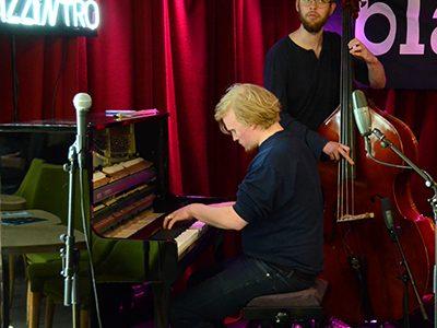 Kjetil Jerve Trio videre til finale i Jazzintro