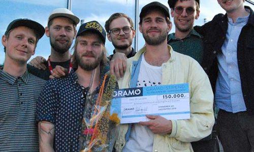 Megalodon Collective er Årets unge jazzmusikere