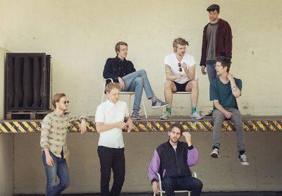 Megalodon Collective med Norgesturné og plateslipp