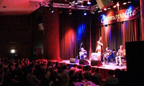 Cosmopolite er Årets jazzklubb