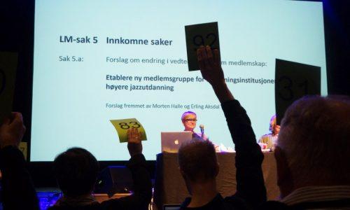Jazzutdanningene inn i Norsk jazzforum
