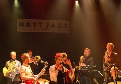 Jazzfestivaler i vinden