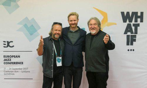 Den europeiske jazzfamilien samlet i Ljubljana