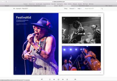 Jazznytt lanserer digitalutgave