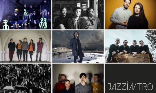 Åtte band klare for Jazzintro 2018