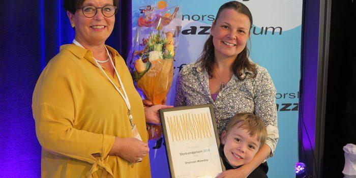 Nominer kandidater til Storbandprisen 2019