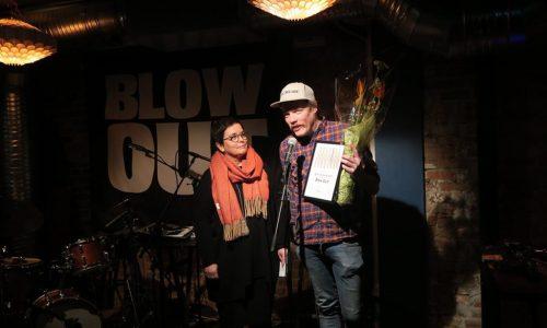 Blow Out! kåret til Årets jazzklubb 2019