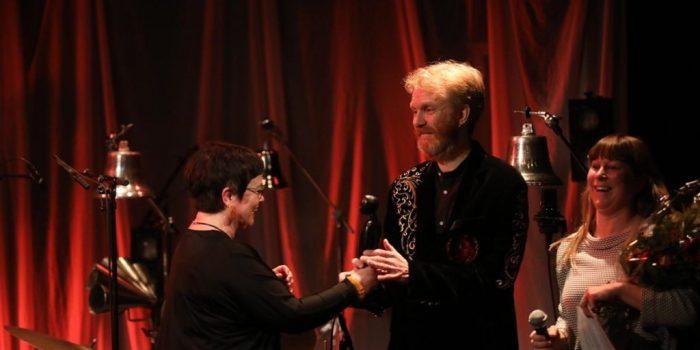 Ståle Storløkken tildelt Buddy-prisen for 2019