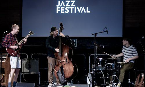 Damata spilte seg videre til Jazzintro-finale