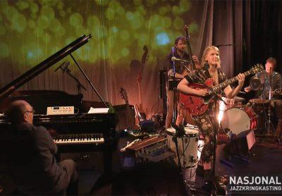 Tilskudd til den internasjonale jazzdagen