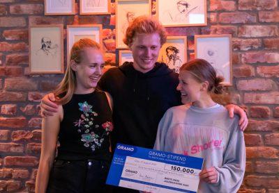 Kongle Trio er Årets unge jazzmusikere 2020