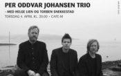 Per Oddvar Johansen Trio  – Med Helge Lien og Torben Snekkestad