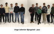UNGE TALENTER BJERGSTED – JAZZ