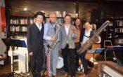 Avlyst: Milenburg Joys Jazz Kvintett