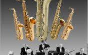 Five Shades of Sax «Musikk fra A til Å»