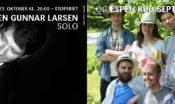 MORTEN GUNNAR LARSEN SOLO / ESPEN RUD SEPTETT