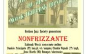 Grefsen Jazz Society presenterer: NONFRIZZANTE